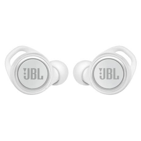 fone de ouvido bluetooth -  JBL Live 300TWS  Branco
