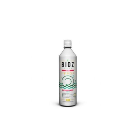 Detergente de Coco Natural Vegano Eco 600ml - Bioz Green