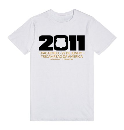 Camiseta Tri da Libertadores