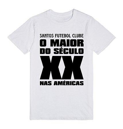 Camiseta o Maior do Século XX