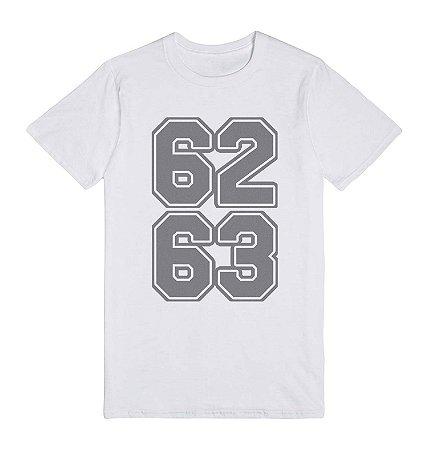 Camiseta do Santos FC Bi Mundial 62/63