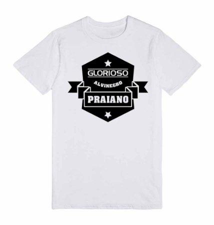 Camiseta Glorioso Alvinegro Praiano