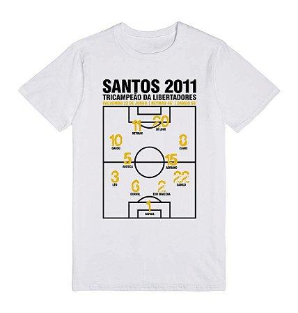 Camiseta Tricampeão da Libertadores