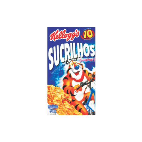 MINIATURA  SUCRILHOS KELLOGG'S C/10
