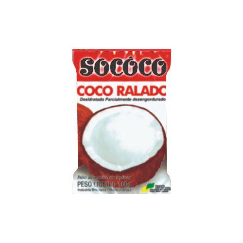 MINIATURA PACOTINHO COCO RALADO SOCOCO C/10