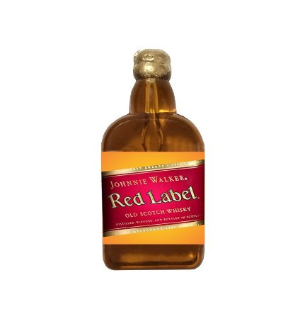 WHISKY RED LABEL C/05