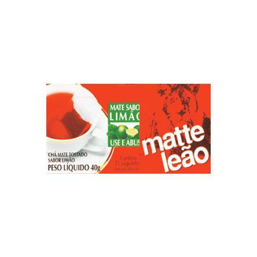 MINIATURA CHÁ MATE LEÃO C/10