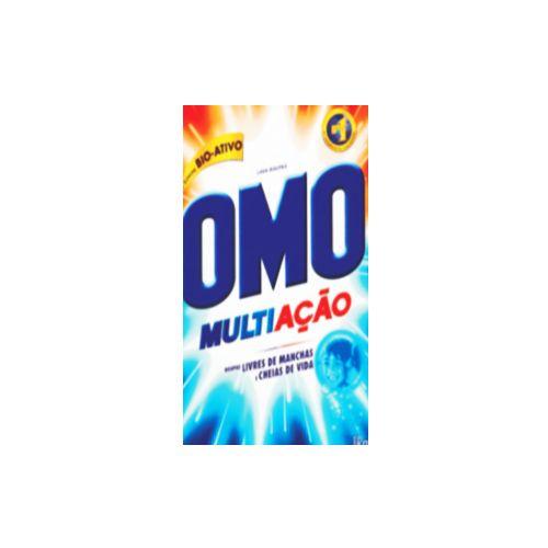 MINIATURA  SABÃO EM PÓ OMO C/10