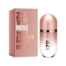 Carolina Herrera 212 Vip Rose Fem. EDF 50ml