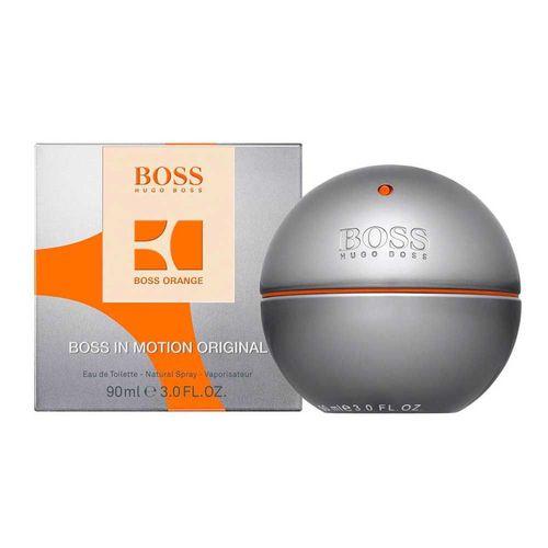 Perfume Hugo Boss In Motion Masculino Eau De Toilette 90ml