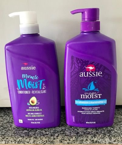 Shampoo e Condicionador Aussie
