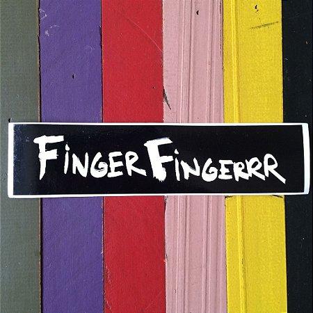 Adesivo Finger Fingerrr