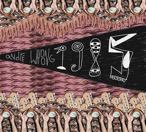 """CD - André Whoong  """"1985"""" Autografado"""