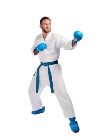 KUMITE DELUXE WKF APPROVED (AMOSTRA)