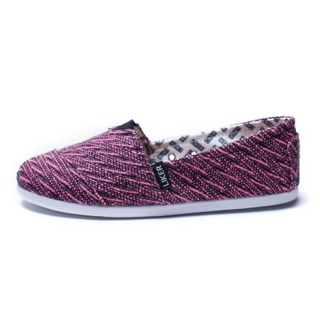 Alpargata Liker Sport Fashion Pink