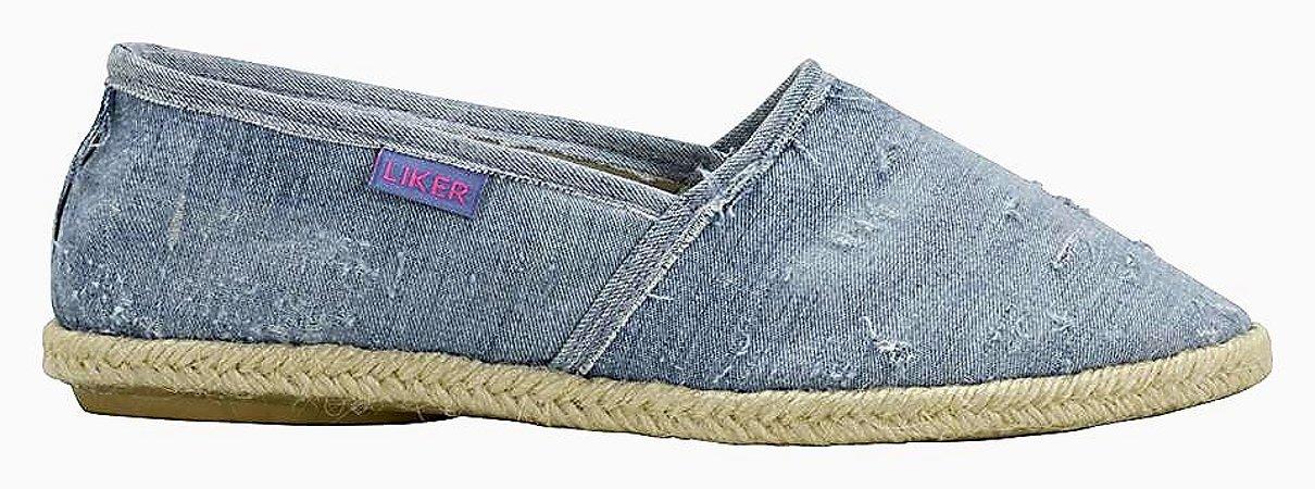 Espadrille Liker Jeans Deluxe LI281