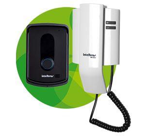 Porteiro Eletrônico Interfone Ipr 8010 - Intelbras - Barretos