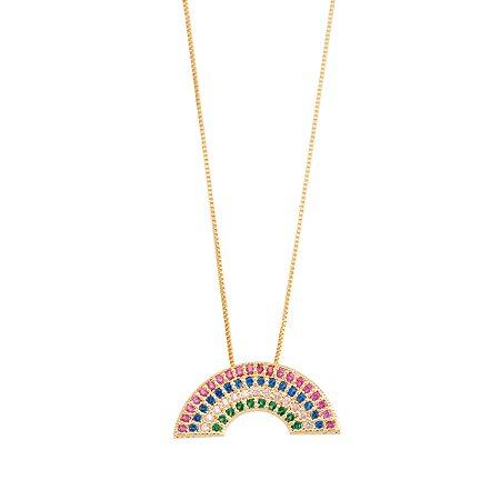 Colar Rainbow