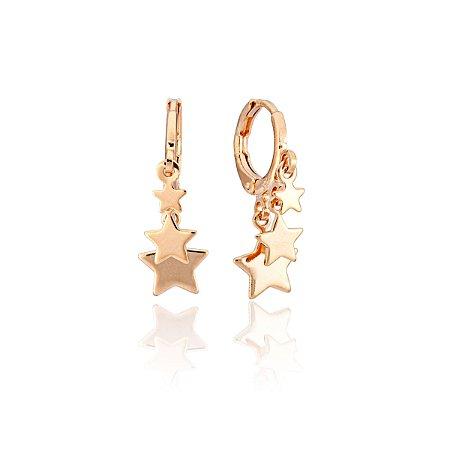 Argola 3 Estrelas