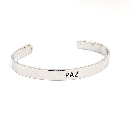 Bracelete Paz