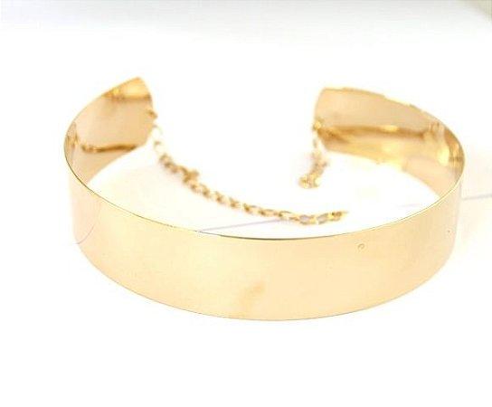 Coleira Ouro