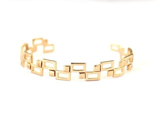 Bracelete Alta Vista Ouro