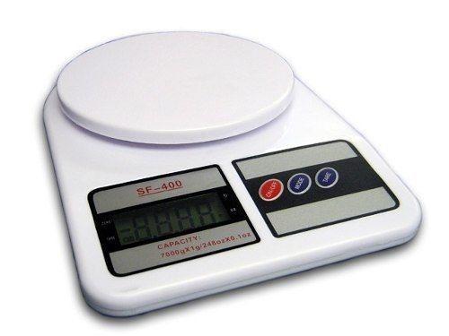 Balança de Cozinha Digital Alta Precisão - Escala em 1g