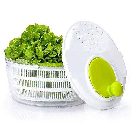 Secadora Centrifuga p/ Folhas e Salada com Escorredor