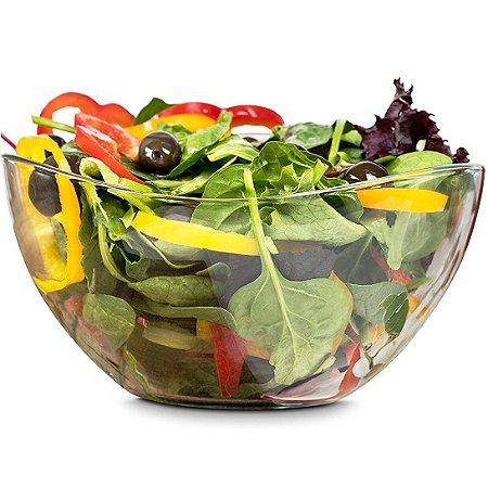 Recipiente Bowl em Vidro p/ Uso Culinário 20 cm