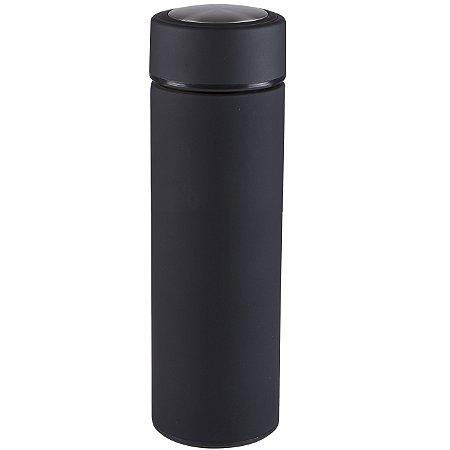 Garrafa Térmica Inox 400ml Profissional Filtro Inox