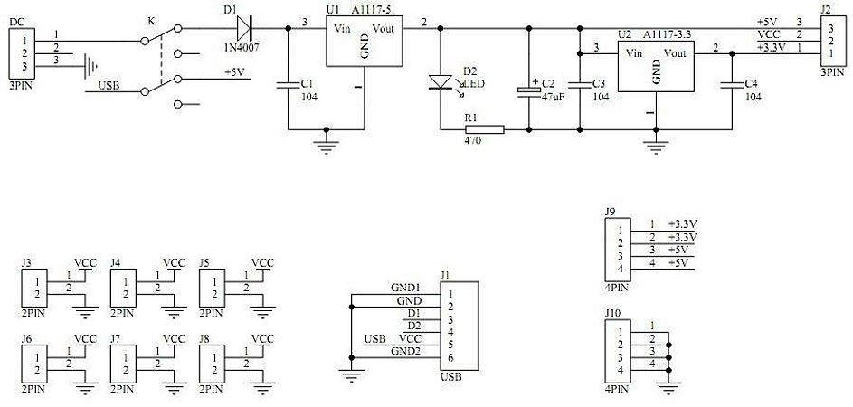 Modulo digital de sensor infra vermelho E18-D80NK