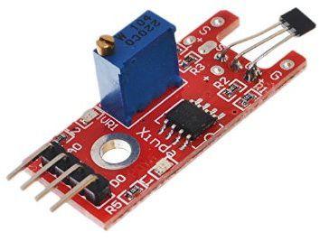 Módulo Sensor Magnético de Efeito Hall