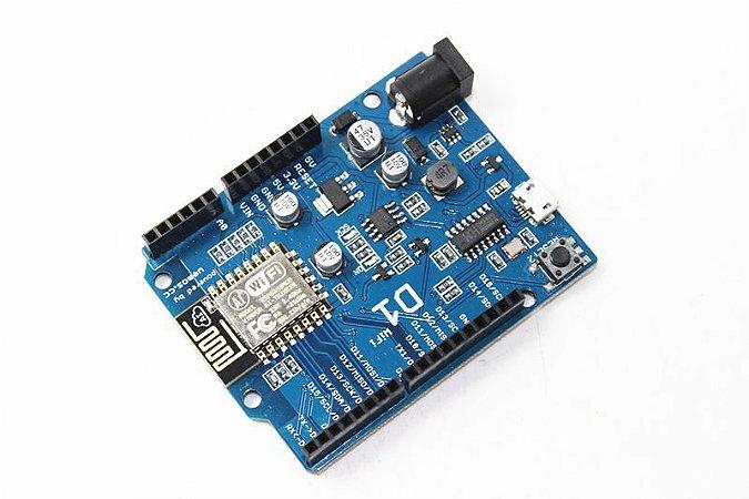 Uno Wifi ESP8266-12E