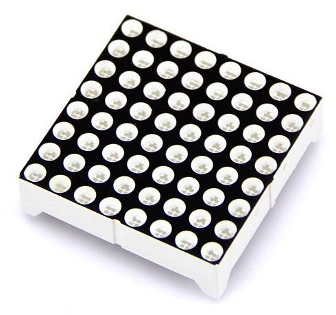 Matriz de LEDs 8x8 - Anodo Comum