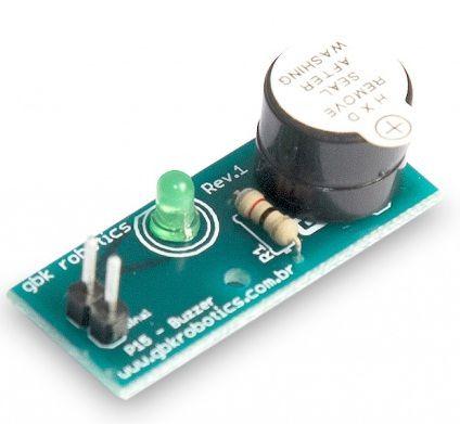 Modulo Buzzer Passivo GBK P15