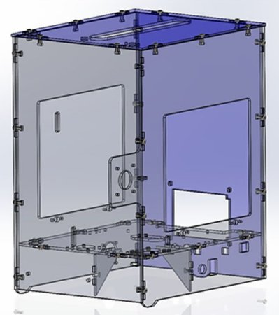 Kit Essencial Impressora 3D MartaMini