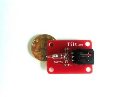 Módulo Sensor De Vibração e Tilt