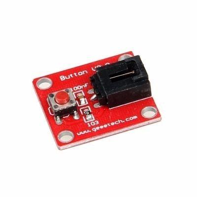 Módulo Botão Digital Tipo Push Button