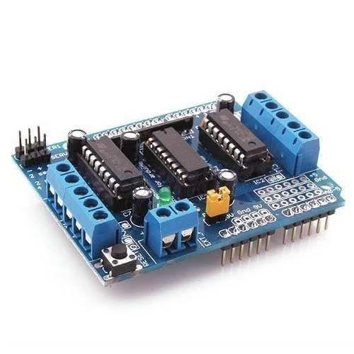 Controlador de motor Shield L293D