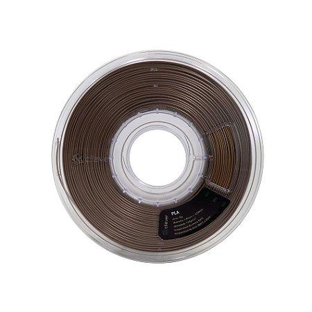 Filamento PLA Cliever - Bronze - 1kg - 1.75 mm