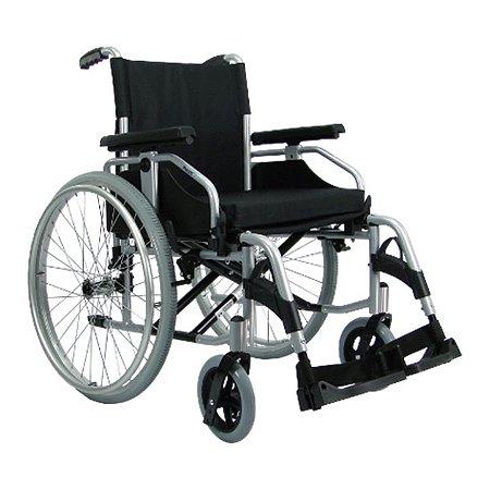 """Cadeira de Rodas Adulto - Tamanho 18"""" - Comfort Praxis Serie Europa: Munique"""