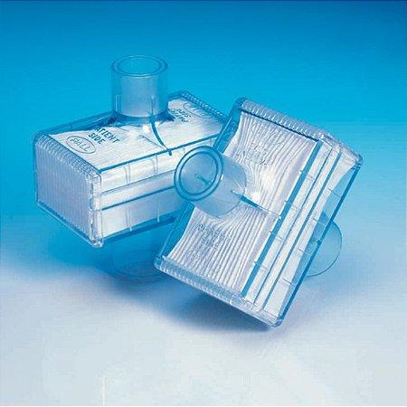 Filtro autoumidificador barreira bactéria/vírus para ventilação mecânica - PALL Ultipor® 100 Filter
