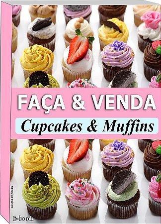 Apostila Faça e Venda - Cupcakes & Muffins (e-Book)