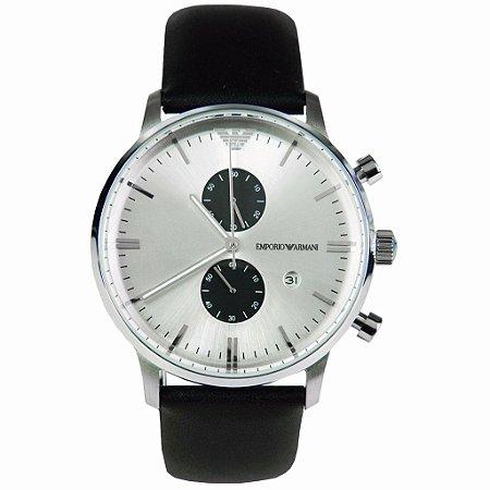 9f85a393186 Relógio Emporio Armani Ar0385 Couro - Dalu Importados