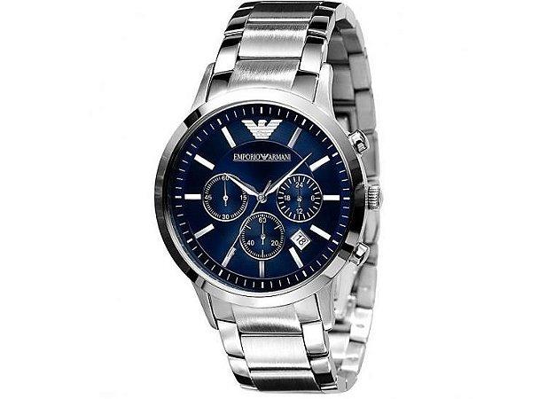 2e5553b7f7d Relógio Emporio Armani Ar2448 Original - Dalu Importados