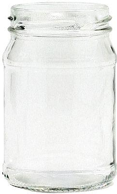 Pote de vidro para mel 185 ml - Kit 24 unidades