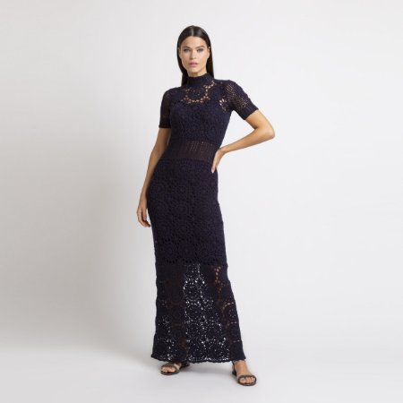 Vestido Lace Crochet
