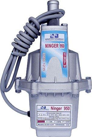 BOMBA SUBMERSA NINGER 950 3/4 220V