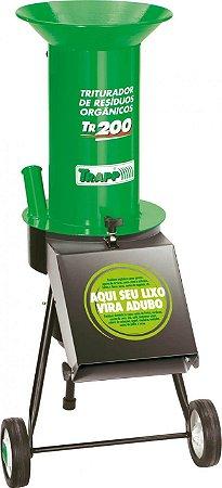 TRITURADOR DE RESIDUOS TR200 1,5CV