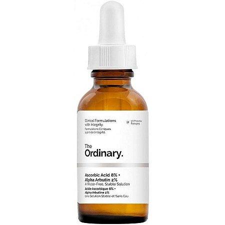 The Ordinary Ascorbic Acid 8% + Alpha Arbutin 2% - 30ml